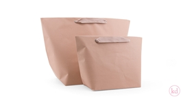 Paperbag Double Layer Nude
