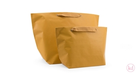 Paperbag Double Layer Caramel