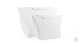 Paperbag Double Layer White