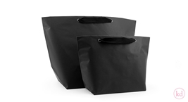 Paperbag Double Layer Black