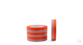 Paper Tape - duo tones - orange / lemonade pink