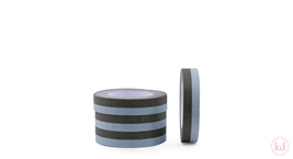 Paper Tape - duo tones - frosty blue / rosemary green