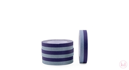 Paper Tape - duo tones - indigo blue / frosty blue