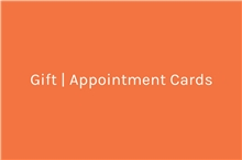Gift | Appointment Cards