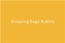 Shipping Bags Bubble