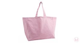 Cotton Bag Old Pink