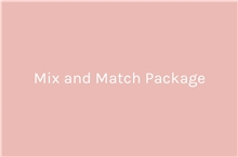 Mix and Match Package