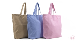 Cotton Bag Soft Tones