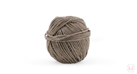 Cotton Polished Hemp 3,3mm