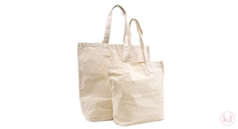 Cotton bag Natural