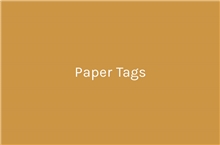 Sint Paper Tags