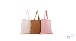 Cotton Bags Pink Tones