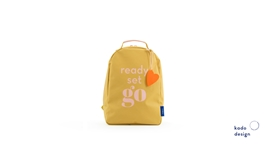 Miss Rilla Backpack Love Ready Set Go