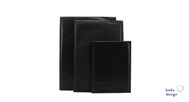 Bubble Envelopes Black