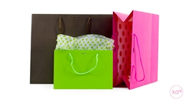 Paperbag Dots / Stripes