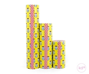 Wrapping Paper Jojojanneke Owl Yellow