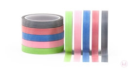Masking Tape Small Stripes