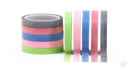 Masking Tape Small Stripes