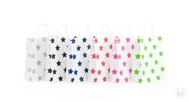 Paperbag Toptwist Star Medium