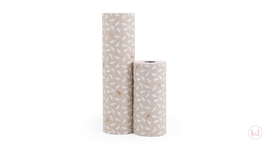 Wrapping Paper Birdie Taupe