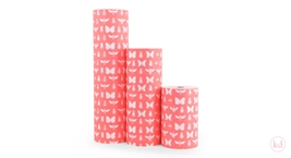 Wrapping Paper Insecten Fluor Orange