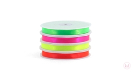 Neon Double Face Satin 16 mm