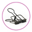 Binder Clips Medium Black
