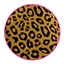 Cotton Bag Leopard Caramel