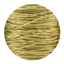 Round elastic band Gold