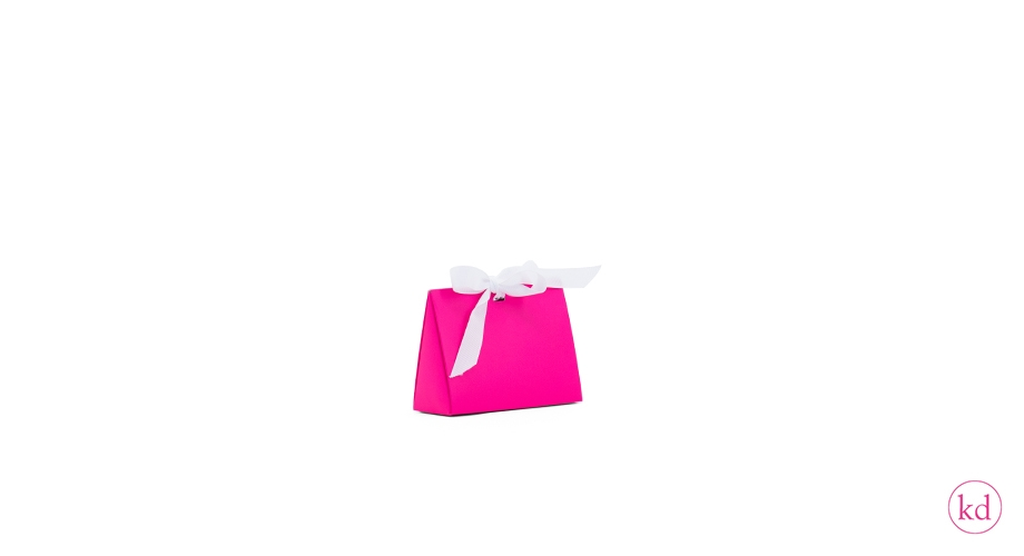 Neon Roze Schoudertas : Macy boxes small neons